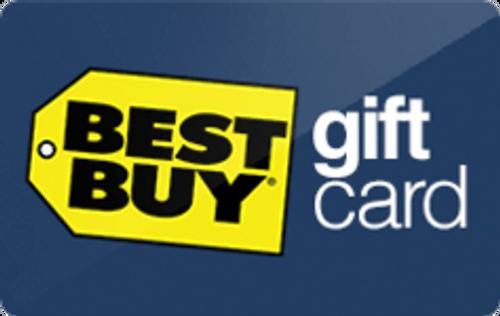 $100 Best Buy Gift Card