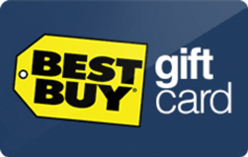 $50 Best Buy Gift Card