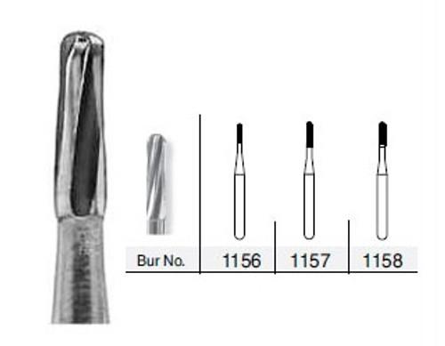 Beaver Burs Round End Fissure FG 1157, Clinic Pack 100/pkg