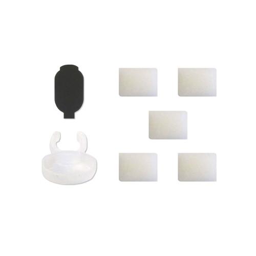 Devibliss Nebulizer Air Inlet Filter 5/pkg