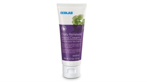 Ecolab Daily Renewal Hand Cream 2.5oz