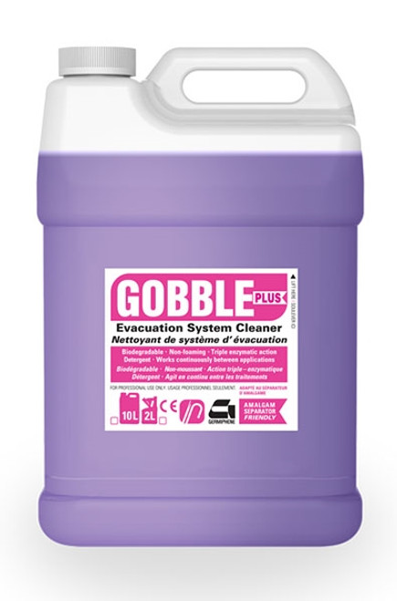 Germiphene Gobble Plus Evacuation System Cleaner 10L