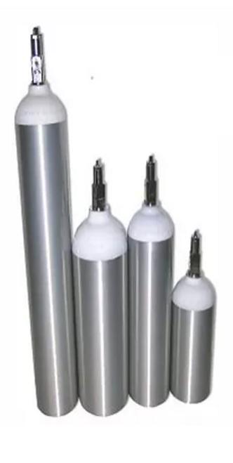 Aluminum Oxygen Cylinder Size E