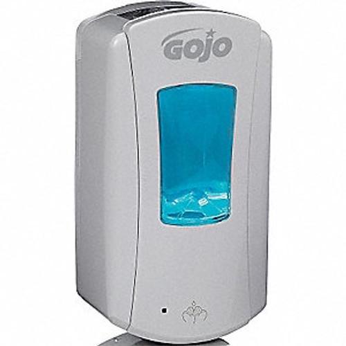 GOJO LTX-12 Touch Free Foam Soap Dispenser, White