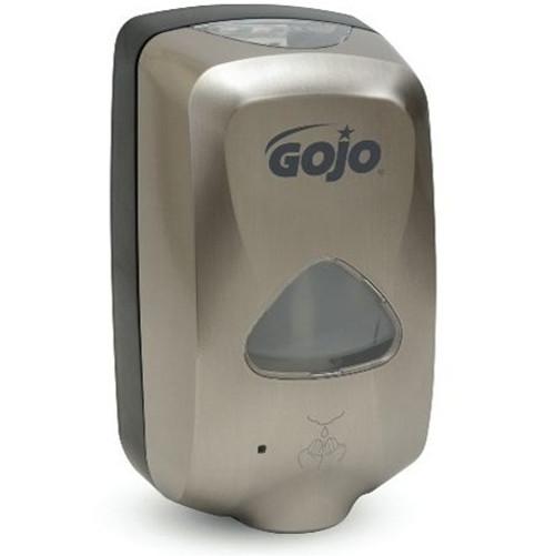 Gojo TFX TF Foam Soap Dispenser, Nickel Finish, 1200ml