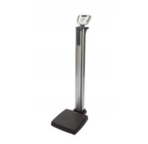 Health O Meter 600KL Heavy Duty Eye Level Digital Scale with Integral Digital Height Rod