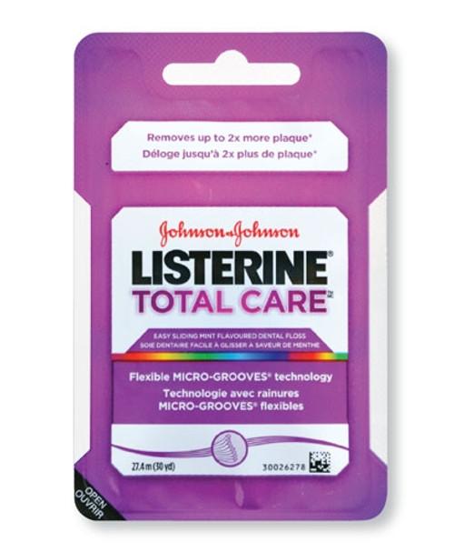 Johnson & Johnson Listerine Floss In-Office Size 30yds 36/case