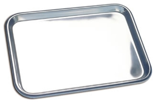 """Instrument Flat Tray 19""""L x12.5""""Wx 3/4""""H Stainless Steel"""