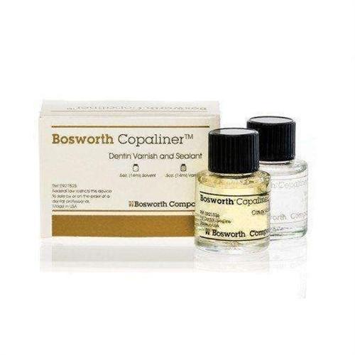 Keystone Bosworth Copaliner Cavity Varnish and Solvent Kit
