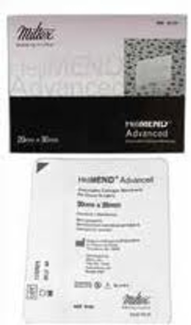 Miltex HELIMEND Advanced Absorbable Collagen 30mm x 40mm box/1
