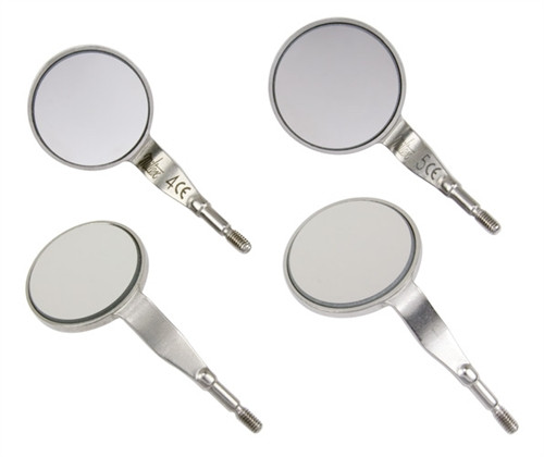 Mirror - Double Sided, Size 4 Cone Socket, Low Profile