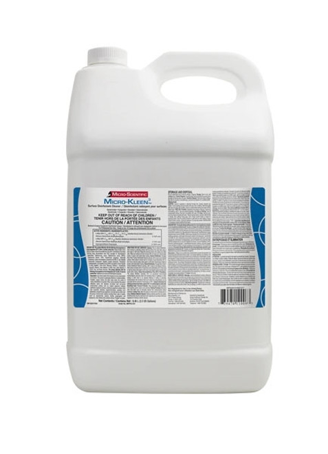 Micro-Kleen3 Surface Disinfectant 2.5 Gallon