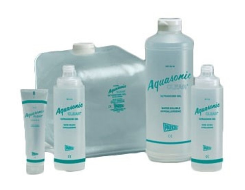 Aquasonic Clear Ultrasound Gel 60g 12/box