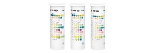 Roche Diagnostics Chemstrip 10 Test Strip 100/Bottle