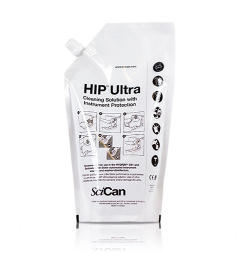 SciCan HYDRIM HIP Ultra Cleaning Solution for C61W & C61WD 750ml