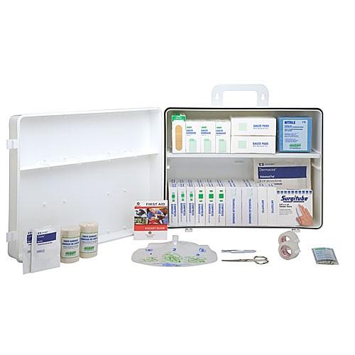 First Aid Kit, Alberta #3, Plastic Case