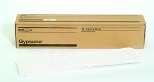Gypsona Plaster Slabs 12.5cm x 75cm 50/box