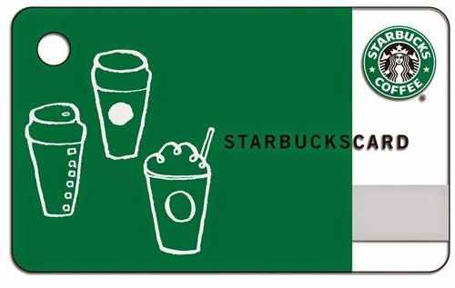 $50 Starbucks Gift Card