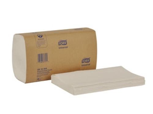 Tork Universal Singlefold Hand Towel White 16pkgs/case