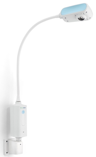 Welch Allyn Green Series 300 LED General Exam Light with Wall/Table Mount