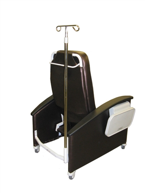 IV Pole Attachment for Recliner