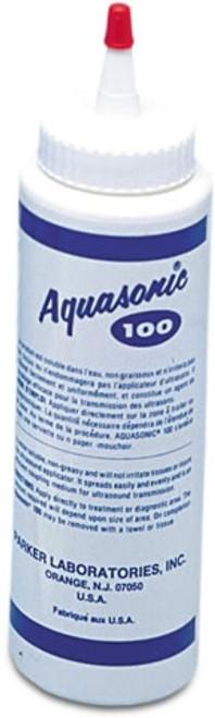 Aquasonic 100 Ultrasound Transmission Gel Blue 250ml