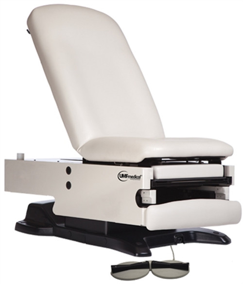 UMF Power100+ Power Hi-Lo, Power Back Exam Table with Foot Control