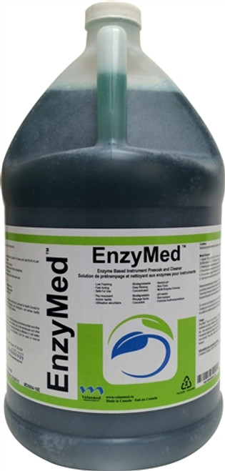 EnzyMed is a leading natural non-toxic, enzyme-based pre-soak and cleaner for endoscopes, fibre-optic and surgical instruments. EnzyMed is a bacteria-free formula designed to dissolve and remove protein and organic matter such as blood, mucous, feces and albumin