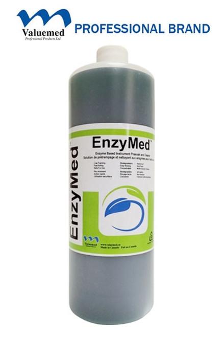 Valuemed Professional EnzyMed Enzyme Based Instrument Presoak & Cleaner 1 Litre