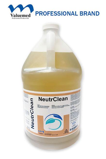 Valuemed Professional NeutrClean Instument Detergent 4 Litre