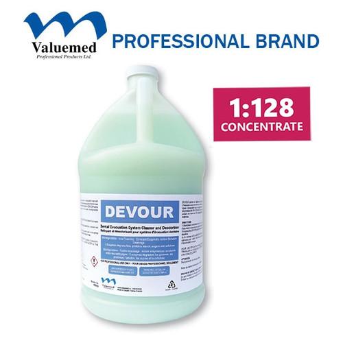 Valuemed Professional DEVOUR Evacuation System Cleaner 4 Litre Jug