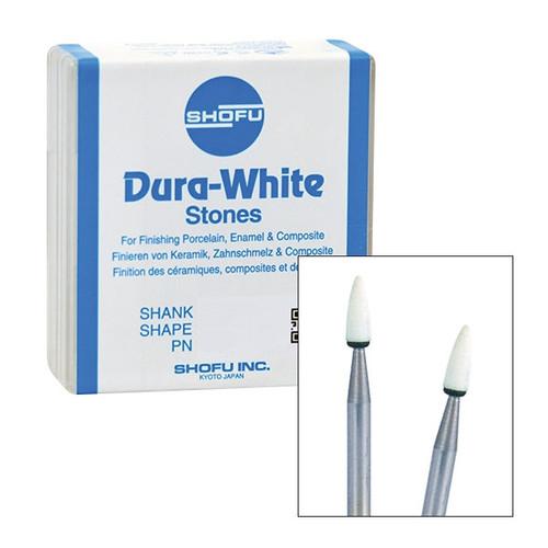 Shofu Dura-White Polishing Stones FG FL2  12/box
