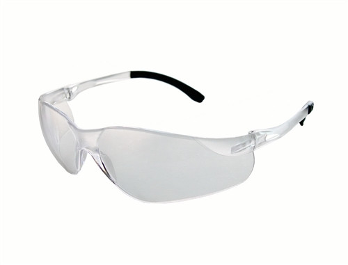 CSA Clear Firebird EP800 Safety Glasses, Clear