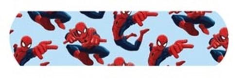 "Spiderman Adhesive Bandage 3/4"" x 3"" 100/box"