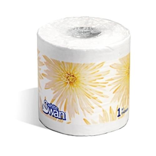 Swan Bathroom Tissue 2-ply  48 rolls/case