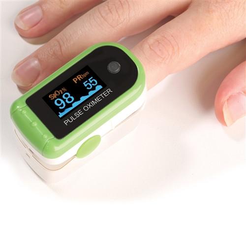 Dynarex Fingertip Pulse Oximeter Adult