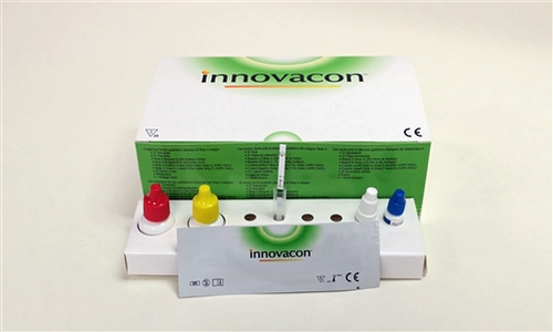 Innovacon Strep A Rapid Test Strips 25/box