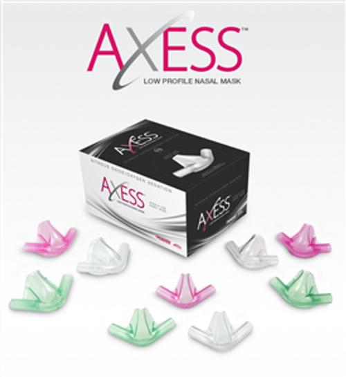 Accutron Axess Low Profile Nasal Mask 24/box