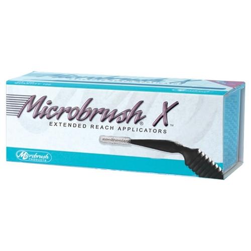 Microbrush X Extended Reach Applicators 100/box