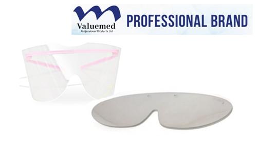 Valuemed Professional Disposable Eyeshield Lens Refills 50/Bag