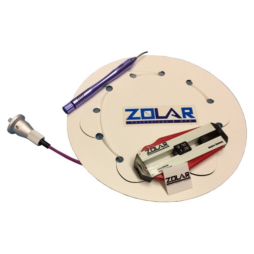 Zolar Fiber Cutting System (to be used instead of disposable tips)