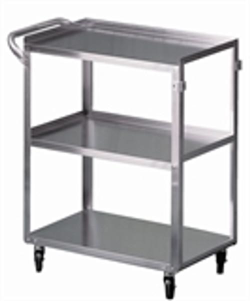 Stainless Steel Utility Cart  3 Shelf