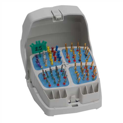 Jordco EndoRing FileCaddy Endodontic File Storage Device