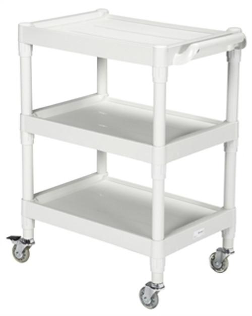 Plastic Utility Cart 3 Shelf
