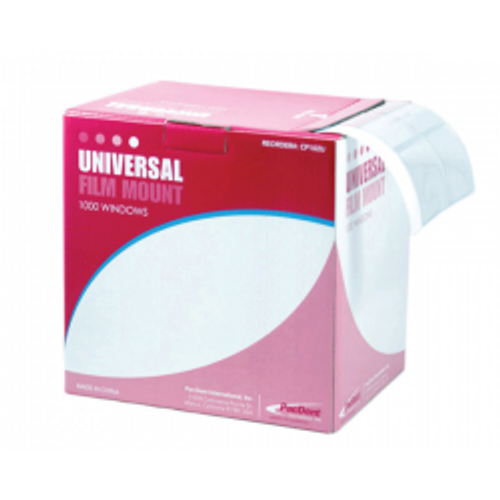 Universal Film Mounts 1000/box