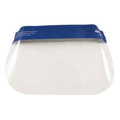 Dynarex Face Shield, Full Length, 40/case
