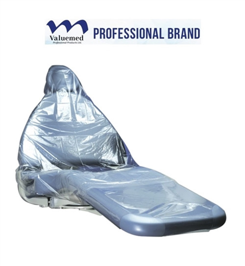 """Valuemed Professional Brand Full chair Cover - 29"""" x 80"""", 125/box"""
