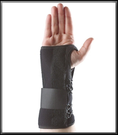 Lacer Wrist with Abducted Thumb Orthosis - Universal, Left w/ Abducted Thumb