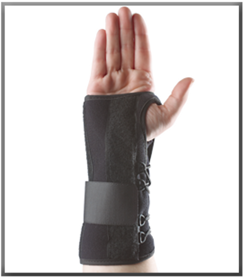 Lacer Wrist with Abducted Thumb Orthosis - Universal, Right w/ Abducted Thumb