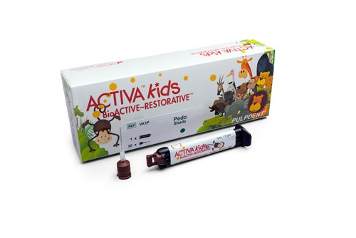 PulpDent ACTIVA Kids Single Refill